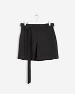 Lan Shorts Black