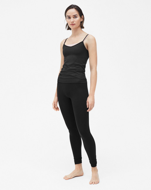 High Seamless Leggings Black