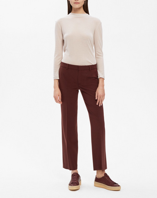 Linet Cropped Pant Fig