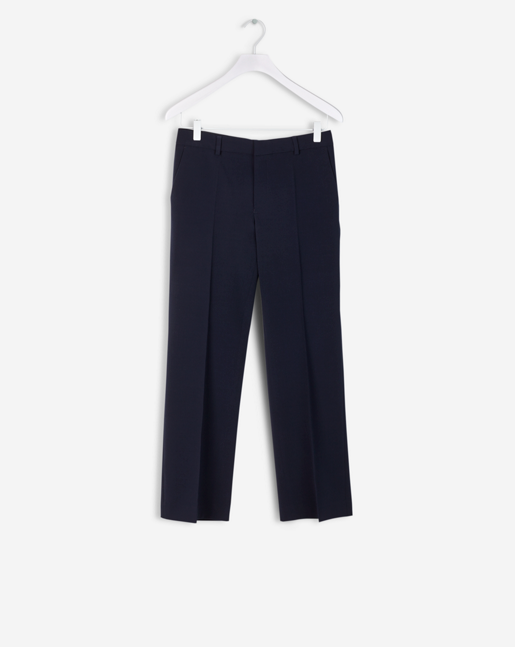 Linet Cropped Pant Navy