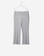 Linh cropped Pant Light Grey