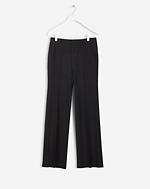 Jamie Bootcut Pants Black