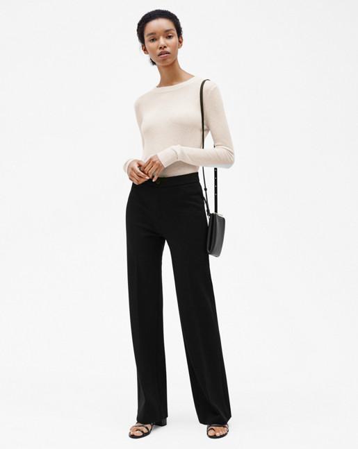 Ally Jersey Pants Black