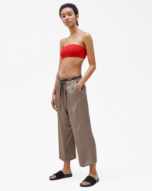 Jasmine Thai Pants Khaki