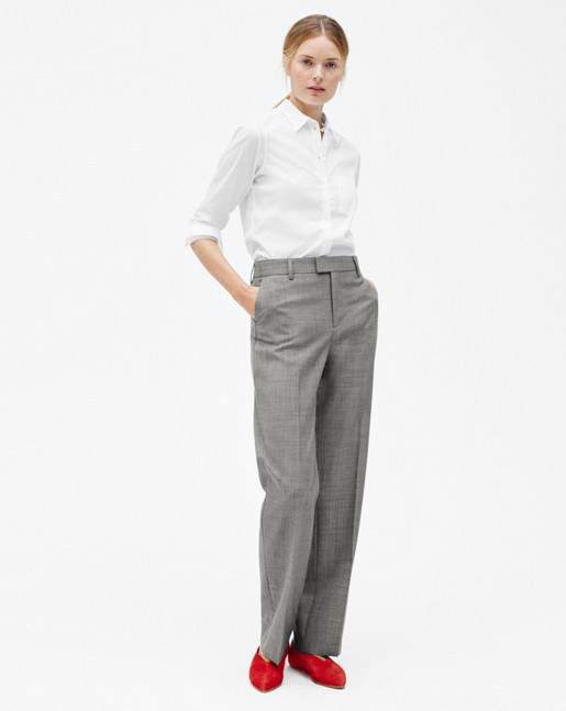 Blake Trousers Grey