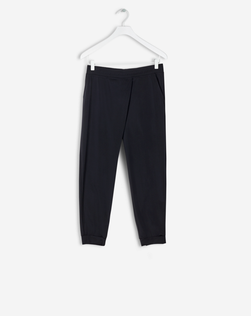 Wrap Performance Pants Black