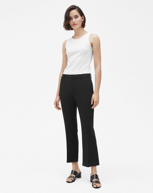 Hudson Cropped Trousers