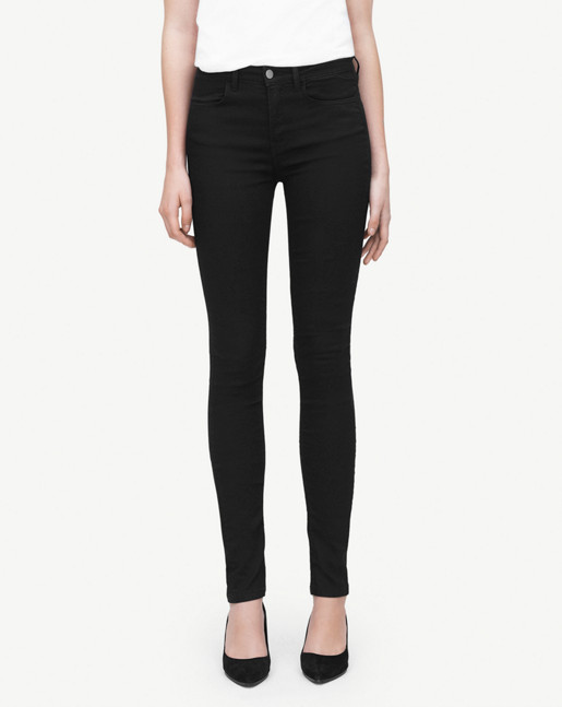 Patti Black Jeans