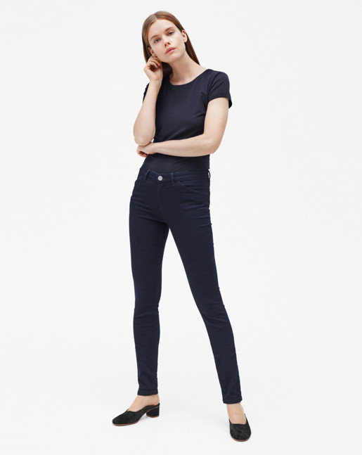 Patti Stretch Jeans Middark