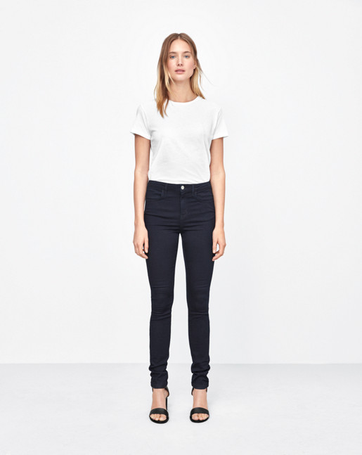 Lola Super Stretch Jeans Middark