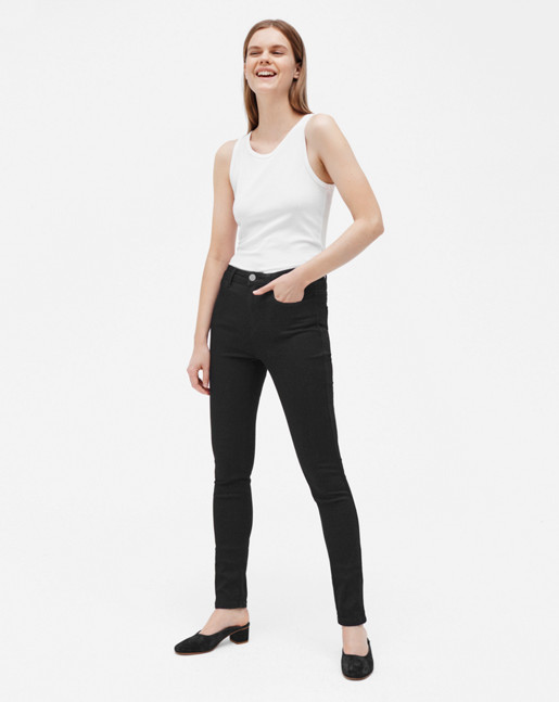 Lola Super Stretch Jeans Black