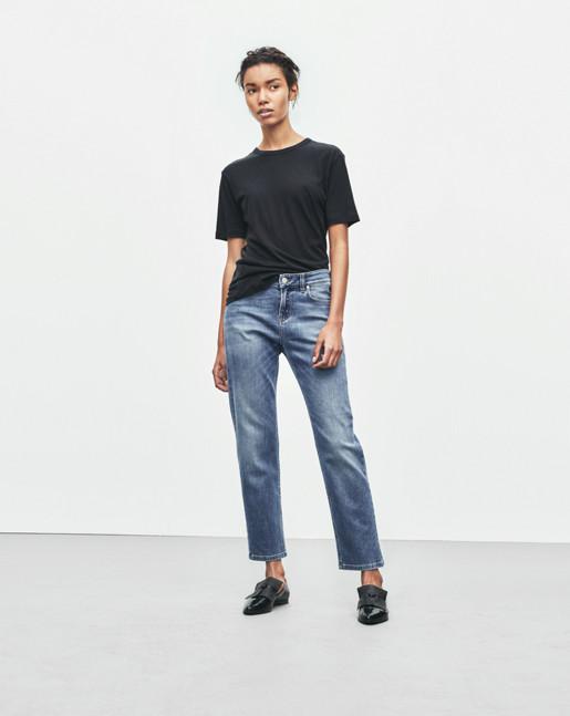 Alex Retro Blue Jeans
