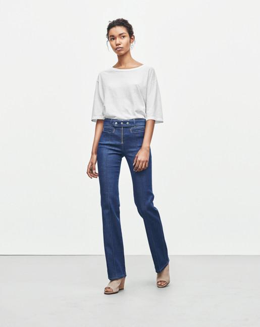 Lily Belt Jeans