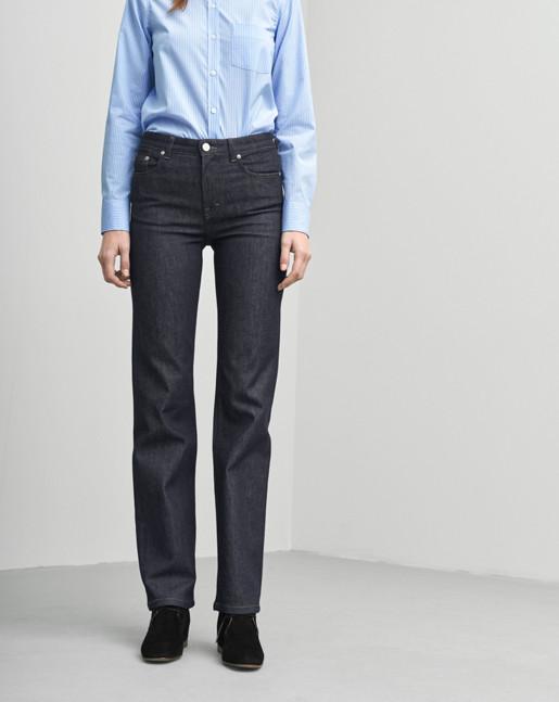 Stella Raw Blue Jeans