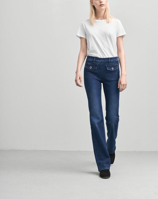 Lily Pocket Jeans