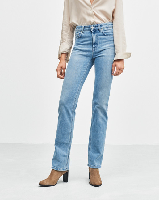 Stella Light Denim Wash