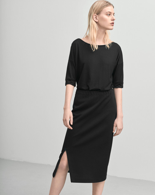 Split Pencil Skirt - Filippa K