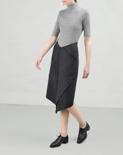 Front Runner Skirt Antracite