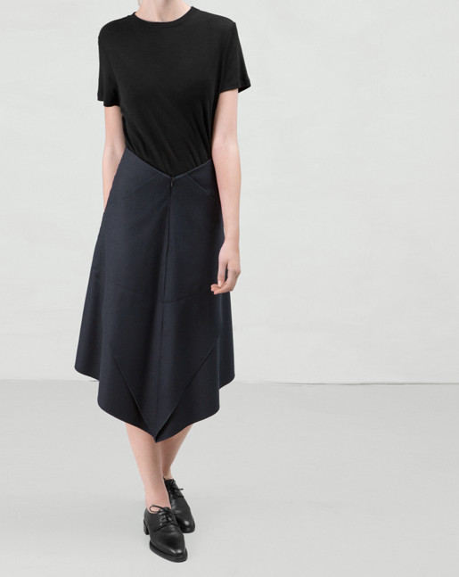 Front Runner Skirt Navy