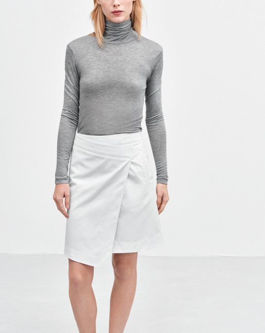 Keaton Canvas Skirt Air