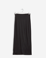 Flowy Maxi Skirt Black