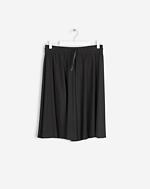 Adie Flowy Skirt Black