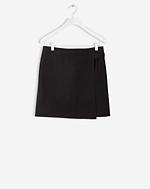 Wade Utility Skirt Black