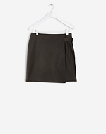 Wade Utility Skirt Dark Olive