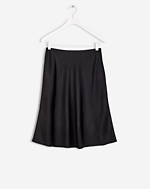 Slinky Skirt Black