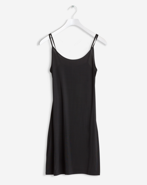 Slip Dress Black