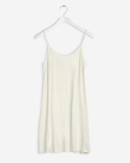 Slip Dress Ivory