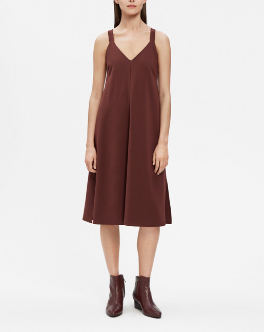 Ami Slip Dress Fig