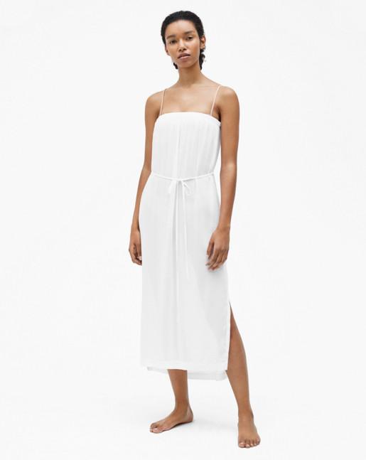 Sun Dress White