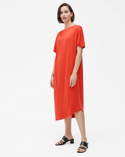 Smock T-shirt Dress Poppy