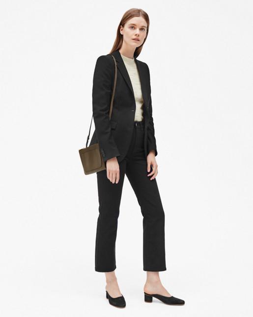 Eve Cool Wool Jacket Black