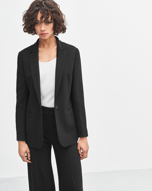 Rae Suit Jacket Black