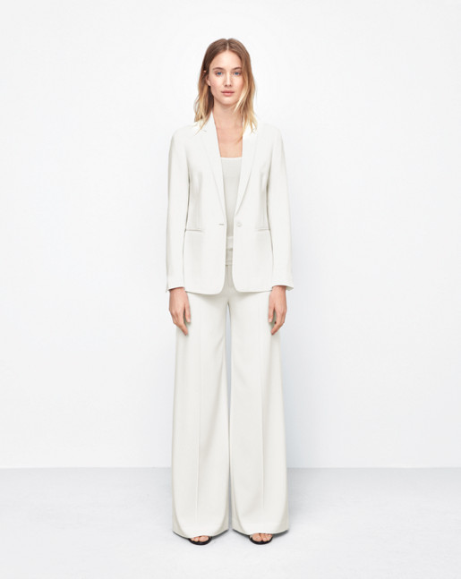 Rae Suit Jacket Off White