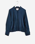 Jessie Jacket Blue Graphite