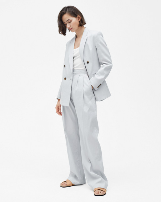 Katie Suit Jacket Mineral