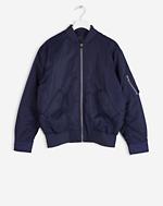 Bomber Jacket Bright Navy