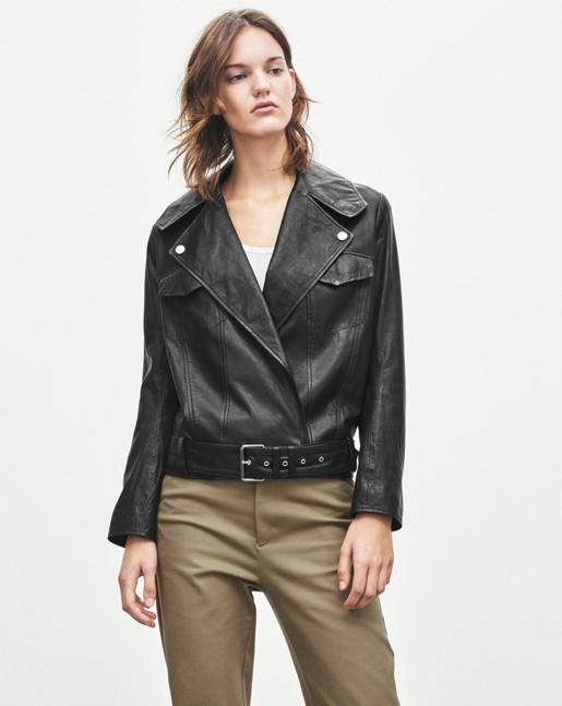 Chris Leather Jacket