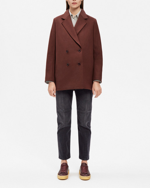 Leigh Peacoat Fig