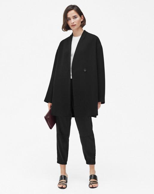 Park Coat Black