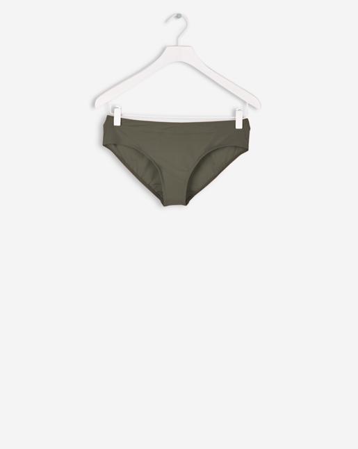 Hip Bikini Bottom Khaki