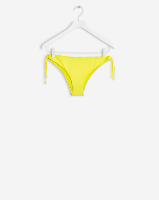 Mini Bikini Bottom Lemon