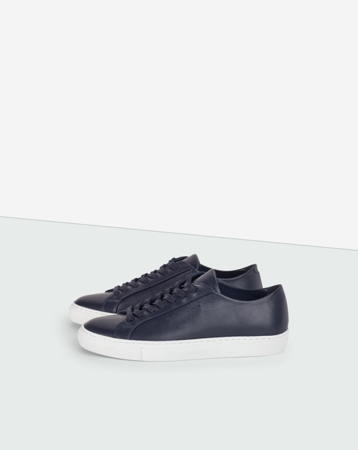 Kate Low Sneaker Bright Navy
