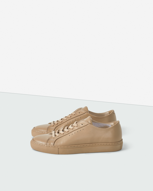 Kate Low Sneaker Sand