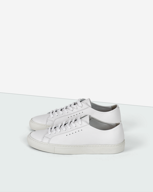 Kate Low Sneaker White