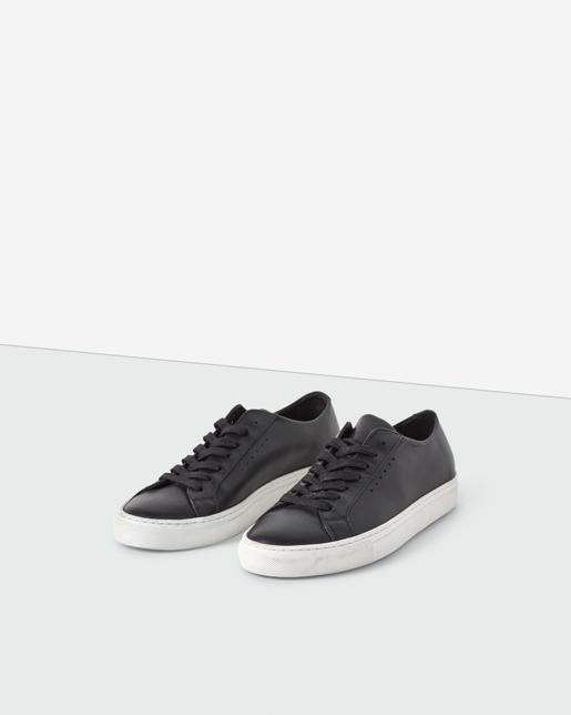 Kate Low Sneaker Black/White