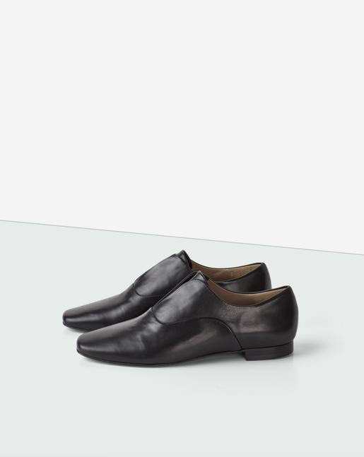 Andie Flat Shoe Black